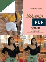 Bohemia Collection Nuevas prendas PRECIOS (1)