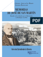 Muestra Gratis de Memorias de San Martin