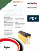 Baterías PowerSafe III