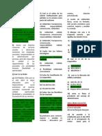 folleto PREGUNTAS