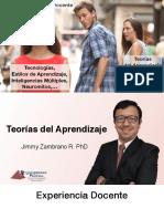 Teorías del Aprendizaje27-03-2020