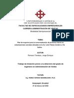 plan de negocios para la comercializacion de perfume kairos en urbanizacion cerradas ubicadas en la av.pdf