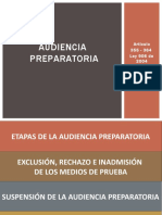 Audiencia Preparatoria (1)