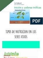 Ciencias Naturales - Productores, consumidores y descomponedores..pptx