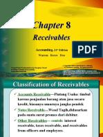 Bab 8 Akuntansi Untuk Piutang Usaha