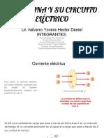 Membrana y su circuito electrico-s10