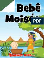 14 - O Bebê Moisés