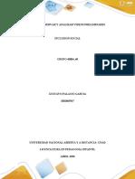PASO 1 - OBSERVAR Y ANALIZAR VÍDEOS PRELIMINARES
