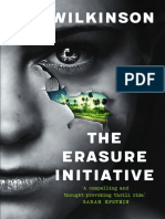 The Erasure Initiative by Lili Wilkinson Chapter Sampler