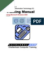 Mod1 IT Manual