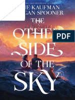 The Other Side of the Sky by Amie Kaufman and Meagan Spooner Chapter Sampler