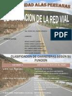 EXPO CAMINOS UNIVERSIDAD ALAS PERUANAS CAMINOS I.ppt