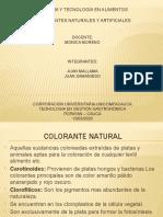 Colorantes naturales y artificiales.pptx