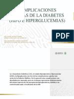 COMPLICACIONES AGUDAS DE LA DM.pptx