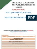 5toGradoFormatoPlaneacionCursoRemedialMEX.docx