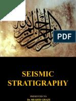 seismic presentation