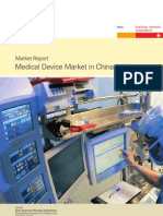 BB Marktstudie Medical Device Market in China 070215