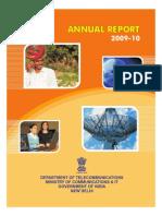 DoT Annual Report 2010