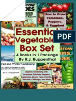 Essential Vegetables Box Set 4 in 1 Package- Organic Gardening with Tomatoes, Potatoes, Peppers, Eggplants, Broccoli, Cabbage, and More ( PDFDrive.com ).pdf