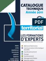 Catalogue Des Formations Territorial_fr 2011