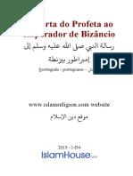 A Carta do Profeta ao Imperador de Bizâncio