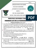 Practica Segundo Parcial FISICOQUMICA G-C