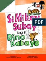 Si Mikay Subay kag si Dino Kabayo