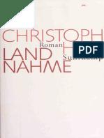 Christoph Hein - Landnahme. Roman (2004, Suhrkamp).pdf
