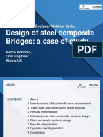 Steel Composite Bridge Design