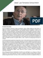 """#Opinión _ """"Una nación sin Estado"""", por Fernando Ochoa Antich _ 800Noticias"""