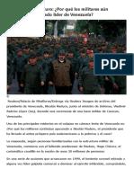 El misterio de Maduro