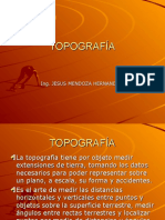 TOPOGRAFIA Y GEODEESIA.ppt