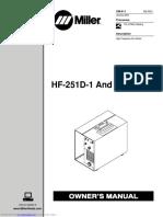 Miller HF-251-2