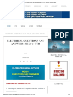 ELECTRICAL QUESTIONS AND ANSWERS-MCQ-9A -ETO - Electro Technical Officer