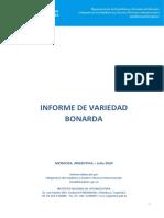 Informe INV Bonarda 2019