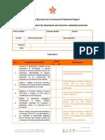 Instrumento autoevaluación FPI