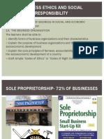 ABM- Lessone 2 -Bus.Ethics  Types of Business Organization (1)- 20019.ppt