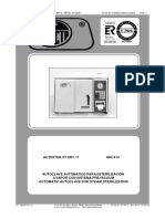 Selecta Autester ST Dry 17 Autoclave - Service and user manual