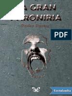 La gran paroniria - Pedro Pastor
