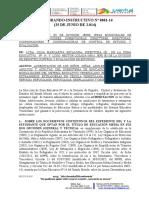 MEMORANDO-INSTRUCTIVO Nº 0001-14