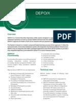 DEPOX Product Description