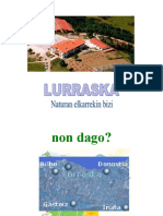 Presentación Lurraska