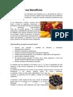 Las Frutas y sus Beneficios