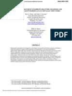 Selective Reinforcement Metal Matrix Composite Improved Fracture Toughness