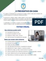 PRO-SST-005 Trabajo Preventivo en Casa