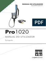 605187_YSI_Pro1020_Instruction_Manual_Portuguese_Web