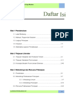 DAFTAR ISI - LapPENDAHULUAN RI Drainase NR