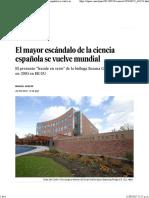 Sup17 MalaConducta-Fraude ciencia España 20sep2017