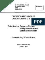 CUESTIONARIOS DE HIDRAULICA 2201616