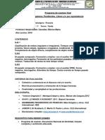 Programa Regular-Libre Frances 4ºaño Monica Gonzales